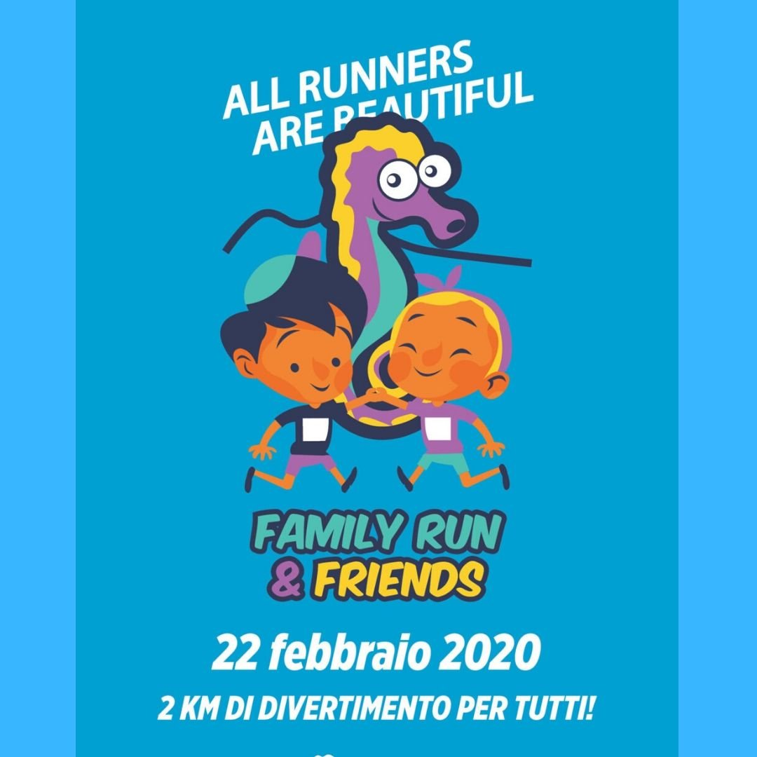 Family Run & Friends 2020