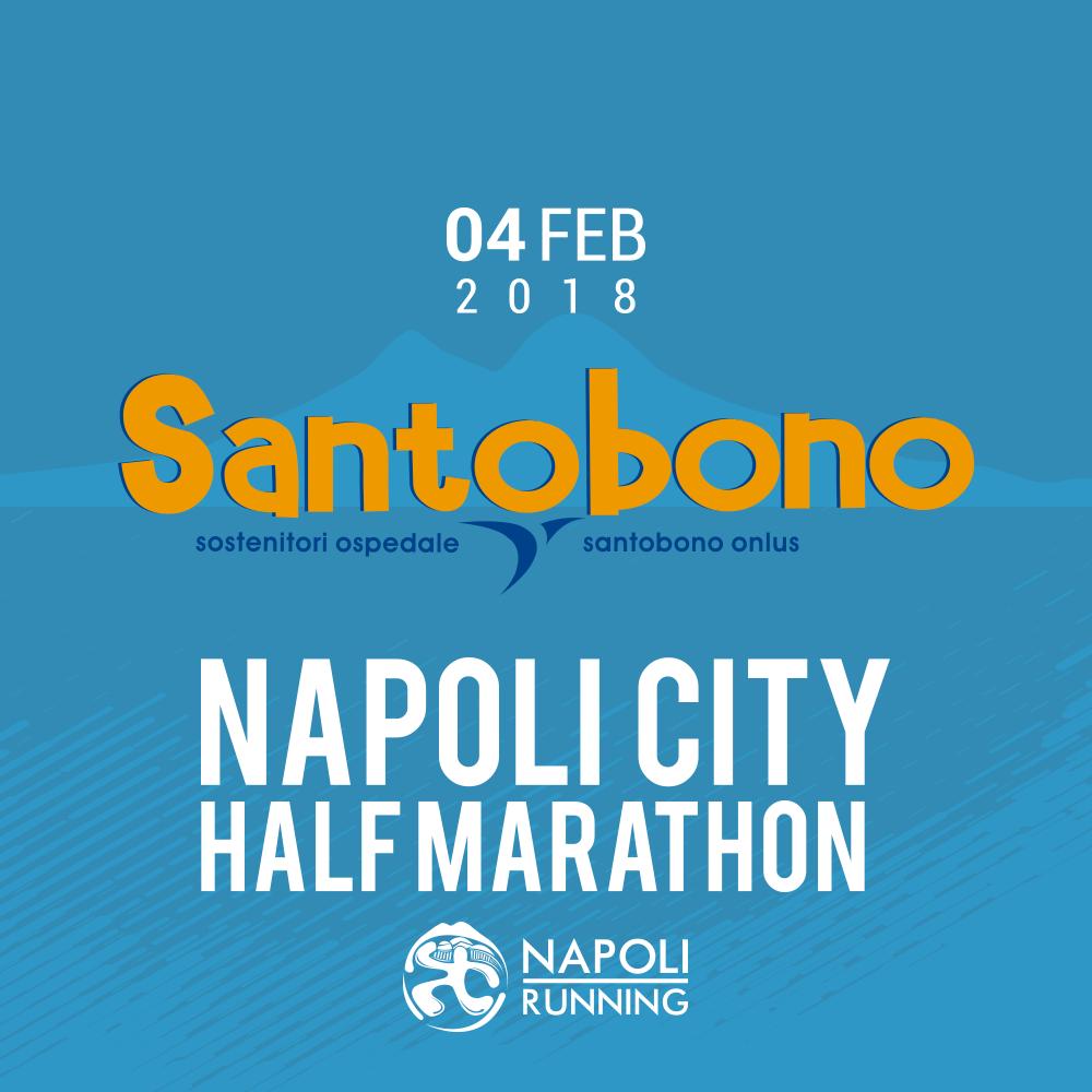 Napoli City Half Marathon sostiene i bambini del Santobono