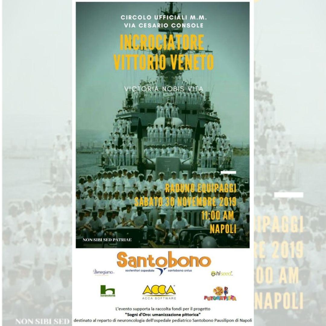 Raduno equipaggio Vittorio Veneto