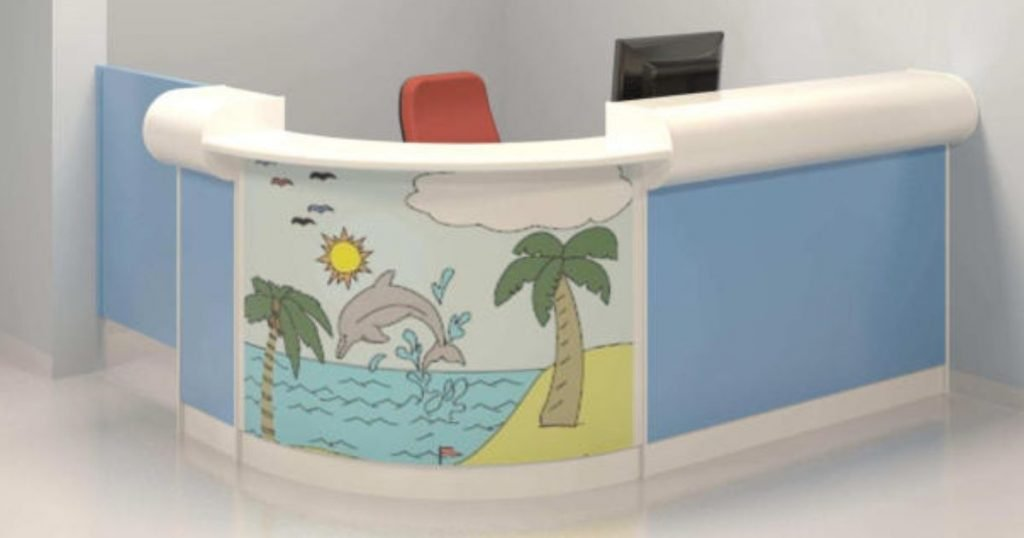 Sala Accettazione Neurochirurgia Santobono