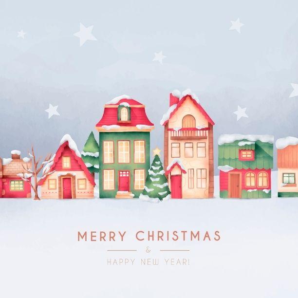 A Natale scegli i biglietti d'auguri digitali Santobono