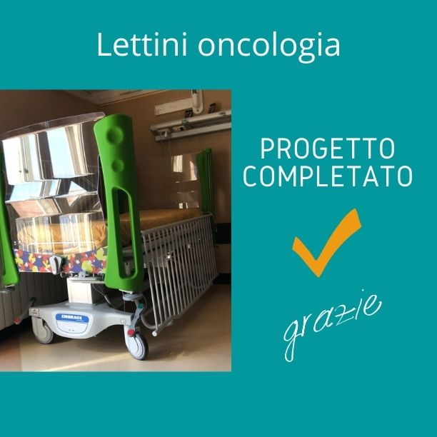 2 nuovi lettini in oncologia