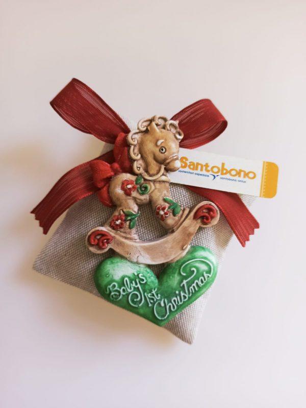 Cavallino First Christmas - Natale Solidale Santobono